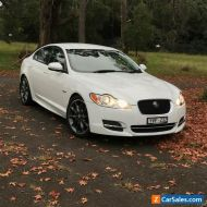 2011 Jaguar XF Sport 5.0 V8 6sp auto One Owner and Low KMs X250, BMW, Mercedes