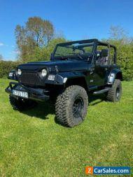 Jeep Wrangler px classic / single seater racecar