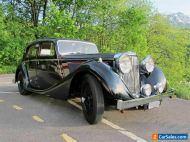 1939 Jaguar SS 3.5l Full Steel Saloon