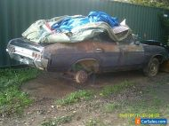FORD XA   FAIRMONT  /   v8 Project / may suit falcon xb xc