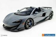 2020 McLaren 600 LT Spider Spider