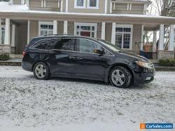 Honda: Odyssey Touring