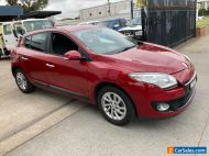 2012 Renault Megane HATCH MANUAL - VERY GOOD CONDITION