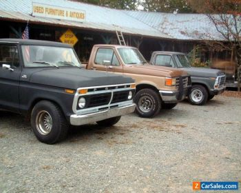 1976 Ford F-100 for Sale