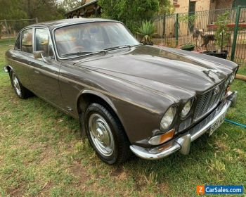 Jaguar XJ6 series 1, Legal V8 conversion, restored, affordable classic / hotrod for Sale
