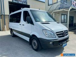2012 Mercedes-Benz Sprinter NCV3 319CDI White Automatic A Van