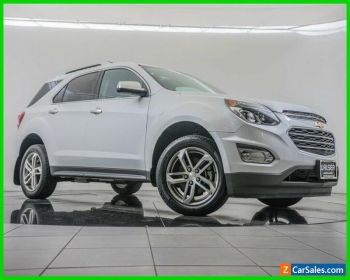 2016 Chevrolet Equinox LTZ for Sale