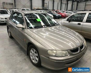 1998 Gold Holden Commodore Sedan for Sale