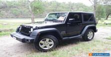 2014 Jeep Wrangler Sport Manual 4x4
