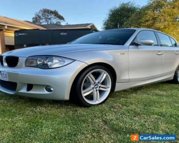 Titanium Silver 2009 BMW 120d E87 with M Sport Package for Sale