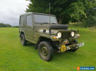 1994 ASIA ROCSTA JEEP 4X4 2.2 DIESEL 53,000 MILES ( STAND OUT FROM THE CROWD)