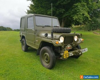 1994 ASIA ROCSTA JEEP 4X4 2.2 DIESEL 53,000 MILES ( STAND OUT FROM THE CROWD) for Sale