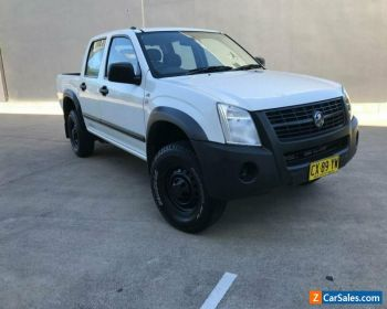 2007 Holden Rodeo RA MY07 LX Utility Crew Cab 4dr Auto 4sp 4x2 1122kg 3.6i A for Sale
