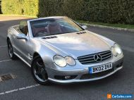 2002 MERCEDES SL500 RED LEATHER SL55 AMG BODYKIT FULLY LOADED SL 500 BARGAIN