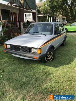 1984 Volkswagen Rabbit