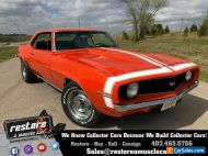 1969 Chevrolet Camaro SS 396 Tribute - Auto, Hugger Orange, 46k miles