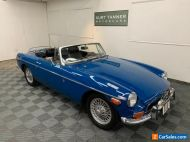 1972 MG MGB 1972 MGB ROADSTER. 4-SPEED, WIRE WHEELS, FOG LAMPS, LUGGAGE RACK
