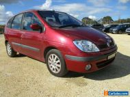 RENAULT SCENIC HATCH AUTOMATIC