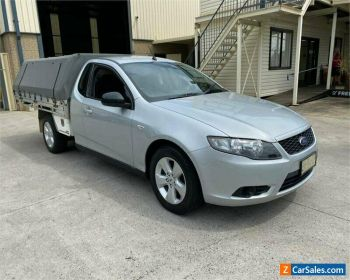 2010 Ford Falcon FG Automatic A Cab Chassis for Sale