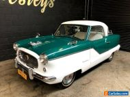 1956 Austin Metropolitan Coupe Micro Car# Nash Morris leyland mini moke mg mgb