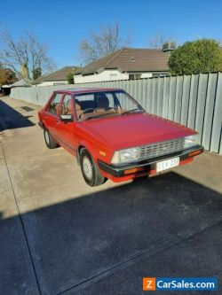 Ford 1984 Collector car low kilometres Reg and RWC