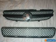 Holden SVZ Commodore Perfect front Grille set WITH BADGE