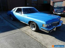 Buick Riviera 1974 . Ford , Holden , Cadillac ,Oldsmobile , Pontiac