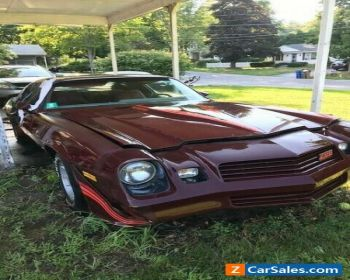 1981 Chevrolet Camaro for Sale