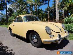 1962 Porsche Coupe