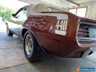 1970 Plymouth Cuda Pistol Grip 4 speed