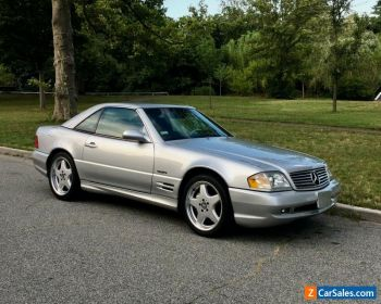 2001 Mercedes-Benz SL-Class for Sale