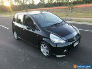 2003 Honda Jazz VTi-S Black Automatic 7sp A Hatchback