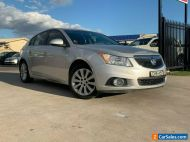 2012 Holden Cruze JH Series II CDX Hatchback 5dr Spts Auto 6sp 1.8i [MY12] A