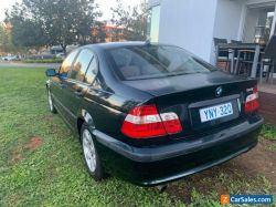 BMW 318i, E46, 2003, 2.0 litre, Auto - Registered, Mechanically excellent.