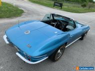 1966 Chevrolet Corvette Stingray Convertible A/C SEE VIDEO!