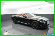 2020 Bentley Continental GT All-wheel Drive Convertible V8