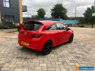 Vauxhall Corsa Limited Edition 1.2 2015