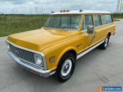 1972 Chevrolet Suburban NICEST SUBURBAN ON THE PLANET!