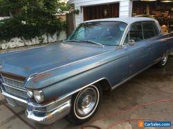 1963 Cadillac Series 60 Special Fleetwood