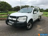 2012 Holden Colorado 4x4 Ute space cab 4 door 4 seats turbo diesel 4WD  twin cab