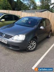 VW Golf 1.9 tdi Match 2008 ( non runner)