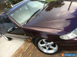Ford EF Fairmont Ghia