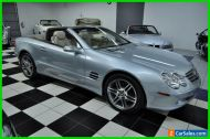 2004 Mercedes-Benz SL-Class SL 500 - CERT CARFAX - GLASS ROOF - AMAZING!!!