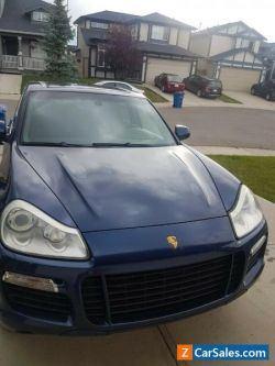 Porsche: Cayenne Cayenne