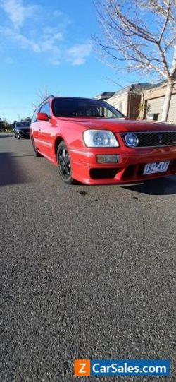 1999 Nissan Stagea S2 RS4 WGNC34 MANUAL $1