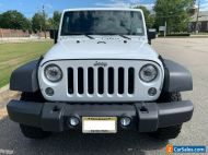 2018 Jeep Wrangler Only 1,576 Actual Miles! LIKE NEW!