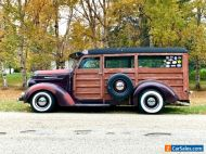 1939 International Station wagon