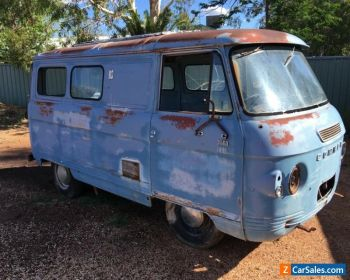 commer van 2500 ratrod hotrod cruiser Kombi Morris j2 for Sale