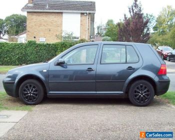 VW GOLF MK4 1.4s (NORTHANTS) for Sale