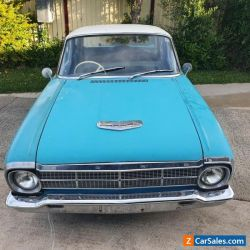Ford Falcon XM 1964 221 2V Unfinished Project Rat Rod